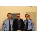 Polisen och Vaggeryds kommun avger medborgarlöfte