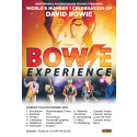 """Bowie Experience"" Sverigeturné poster"