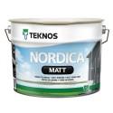Nordica Matt – ny helmatt husfärg från Teknos