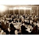 VEGAxRødder: Social Dining - 2016-version af fællesspisning i det tidligere Folkets Hus