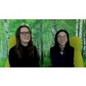 Interview with Veronica and Yiyuan: Mitt Liv made an excellent match