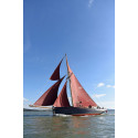 Ocean Signal: Ocean Signal Supplies Man Overboard Devices for Dauntsey's School Tall Ship Jolie Brise