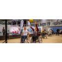 I helgen arrangeras Sports Camp i Växjö för människor med funktionsnedsättning