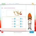 Med hjälp av en avatar lär sig eleverna matematik på ett nytt sätt