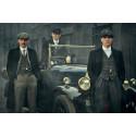 Miniserien «The Trip to Italy» og BBCs «Peaky Blinders» kommer på C More 2. mai