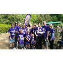 Benfleet stroke survivor steps out for stroke
