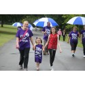 ​Survivors take a Step Out for Stroke in Crewe