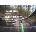 Hyr ut din cykel - Sharesson