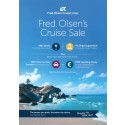 Fred. Olsen Cruise Lines launches its New Year 'Cruise Sale' campaign
