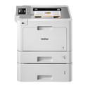 Brother HL-L9310CDWT sisältää vakiona 2 paperikasettia ja tarjoaa jopa 800 arkin paperikapasiteetin. Lisäpaperikasetin avulla voit kasvattaa paperikapasiteetin jopa 1300 arkkiin.
