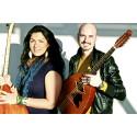 Pressbild Nadin och Gabriel - Tarabband