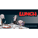 Cover til Lunch - en liten bok om gode kolleger