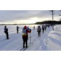 Vasaloppets vintervecka står sig stark – över 35 000 anmälda efter en timme