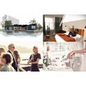 Vi utökar med fler hotellrum och större konferensytor!