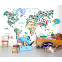 Maps - a new wallpaper collection with world maps from Mr Perswall