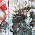Searching within the act of painting – Dina Isæus-Berlin's BFA exhibition at Konstfack