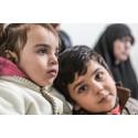 Skolan ger hopp åt utsatta barn i Jordanien