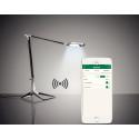 App-kontrolleret skrivebordslampe slukker automatisk, når du går!