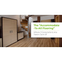 "The ""Accommodate-To-All Flooring"" – Where 3 Generations Are Taken Care Of"