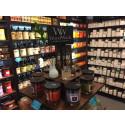 OS-hjältinna inviger Candles Scandinavias nya butik i Örebro