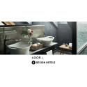 AXOR x Design Hotels™ förenar 25 års design- och arkitekturkompetenser