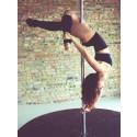 Poledance – dans och akrobatik i kombination