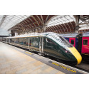GWR unveils new Hitachi train in celebration of 175 years of first passenger service between Bristol and London