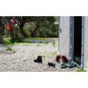 Better Shelter - a temporary home in Kara Tepe, Lesvos