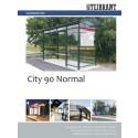 Produktblad Väderskydd City 90