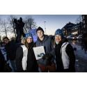1,5 ton is fra Europas sidste vildmark lyste op i Odense