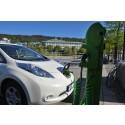 Betalnings- och driftoperatör för elbilsladdning i Sundsvall nu klar
