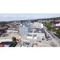 Nya Södertälje sjukhus närmar sig Miljöbyggnad Guld