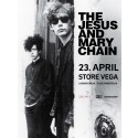 Bittersøde drømmerier og legendariske pophooks - The Jesus and Mary Chains støjer i VEGA