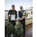 Little Rock Lake vinner pris som Årets turistentreprenörer i södra Småland