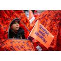 PRESSINBJUDAN: 48 Barnvagnsmarscher 2016 mot mödradödlighet 5 mars