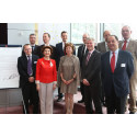 EIT ICT Labs and FI-PPP signing Memorandum of Collaboration on 21 June 2012.