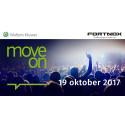 Wolters Kluwer Tax & Accounting i Sverige bjuder tillsammans med Fortnox in till Move On – ett event för redovisnings- och revisionsbranschen