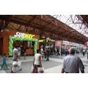 Subway passerar 4 000 restauranger i Europa
