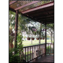 Accoya® Wood Project References: Condominium Trellis In Singapore