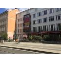 April i Berlin – besøk på campus