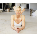 Jennie Liljefors, yogalärare, doula och författare till boken Healing Yoga