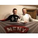 Meny inngår samarbeid med Norges Skiskytterforbund