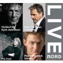 nORD - Nordisk Litteraturfestival i Helsingør - hyllar den norska stjärnförfattaren Kjell Askildsen