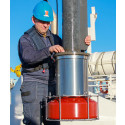 Kongsberg Maritime - Ocean Business 2017: New HiPAP Portable Acoustic Positioning System for Ultra-Deep Water Operations Debuts at Ocean Business