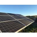 Pressmeddelande: Sveriges största solcellspark Nya Solevi invigd
