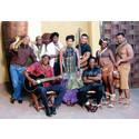 Re Batswana Music Ensemble på Hotel Hellsten