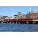 MTR Express näst bäst på inrikesresor i Sverige