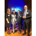 Sunne och Telia vinnare i European Broadband Awards