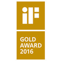 To fasadesystemer vant iF DESIGN AWARDS i gull