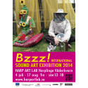 BZZZ! International Sound Art Exhibition 2014
